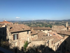 The view from Todi